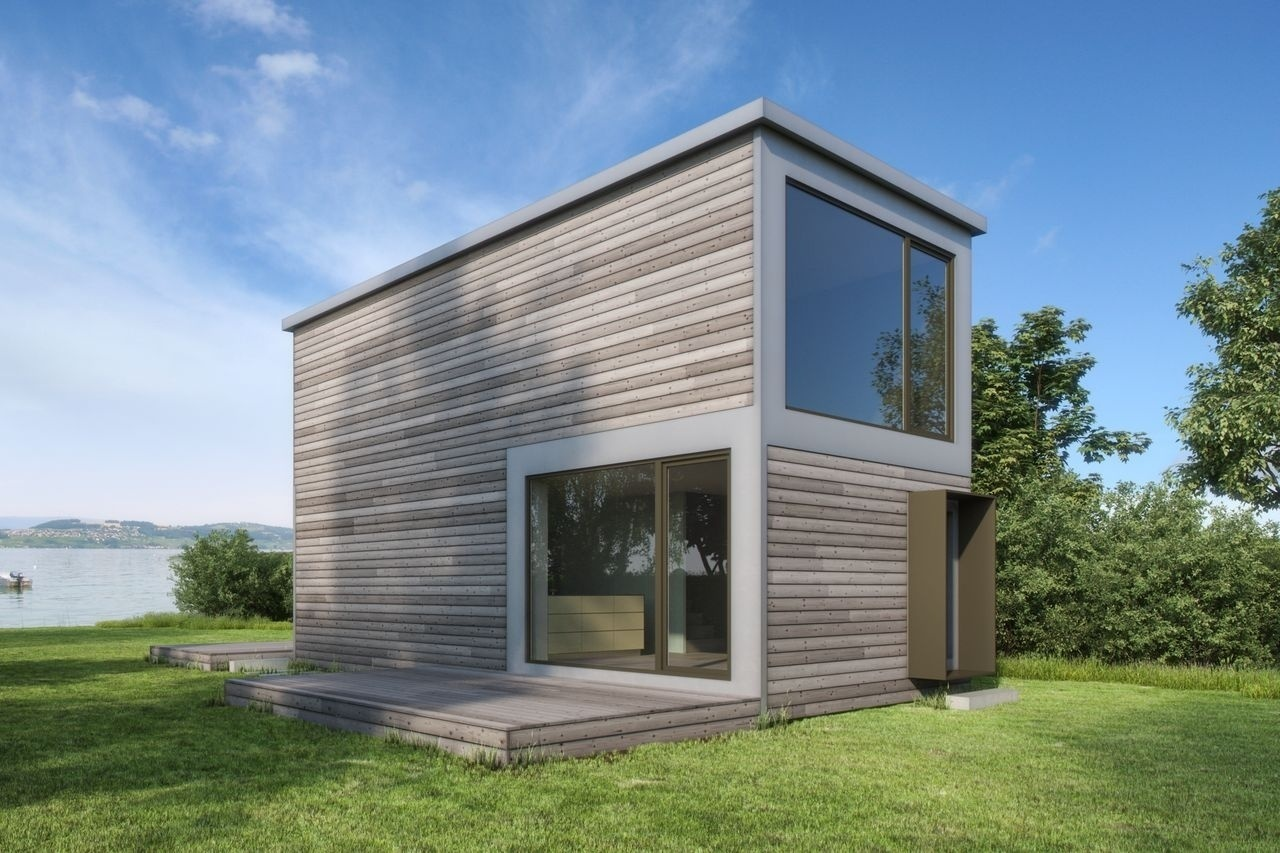 Tiny Houses Domestic Bliss On The Smallest Scale Newhome