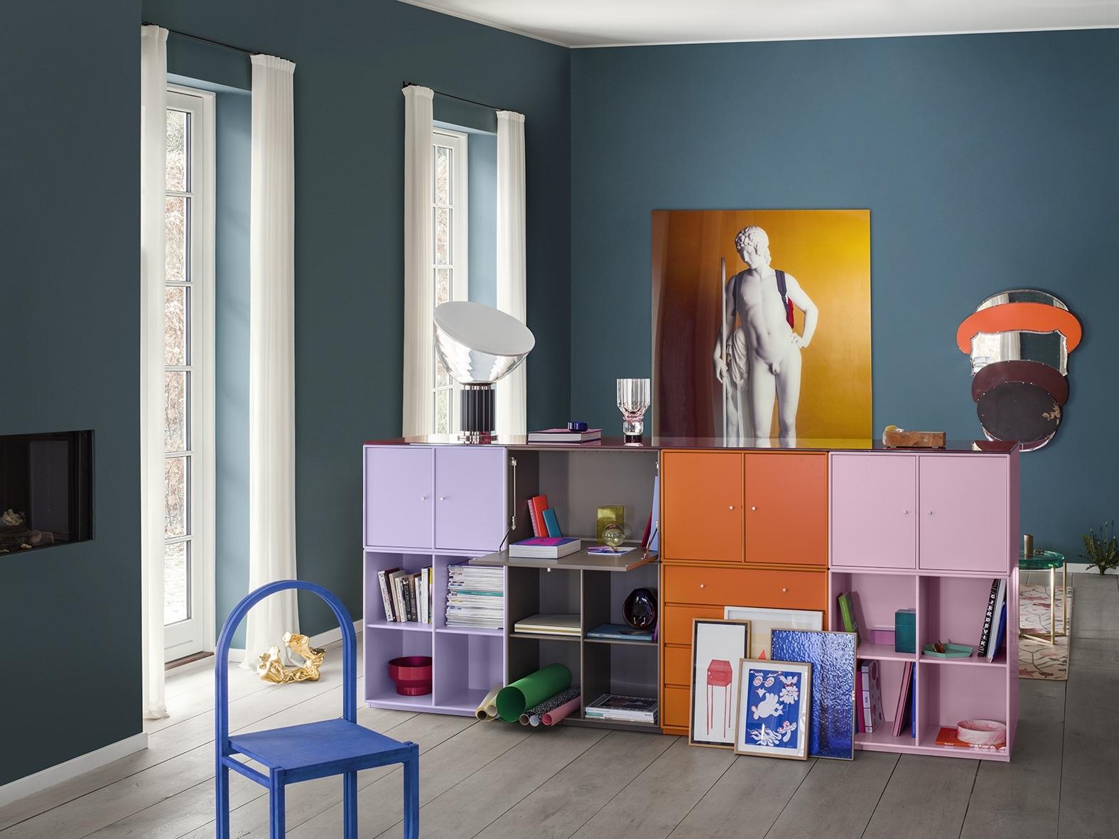 Wohnen mit Farbe | newhome.ch | Blog