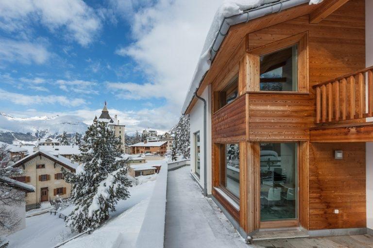 Lex Koller - Immobilie in St. Moritz