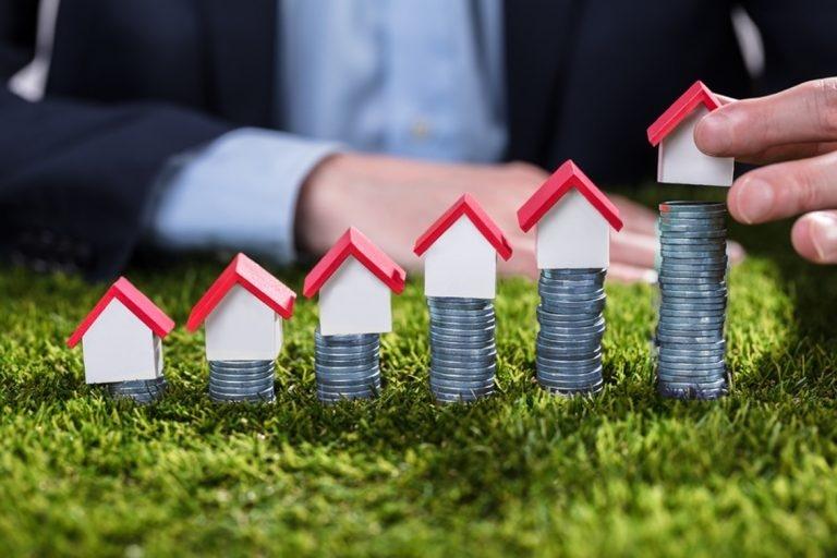 Steuern im Zusammenhang mit Immobilien