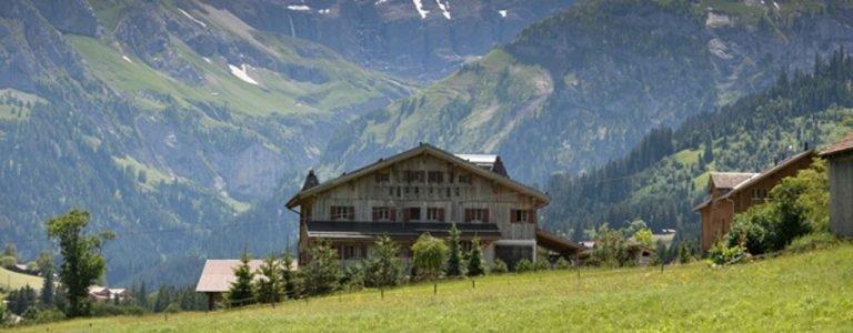 Ferienimmobilie in Gstaad