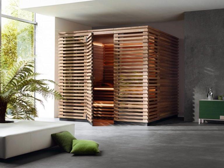 Matteo Thun Sauna