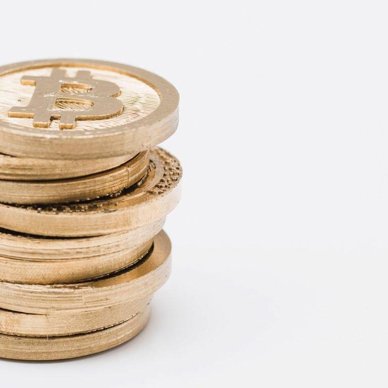 Haus gegen Bitcoin