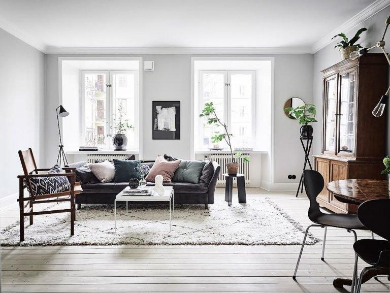 Möbel rücken