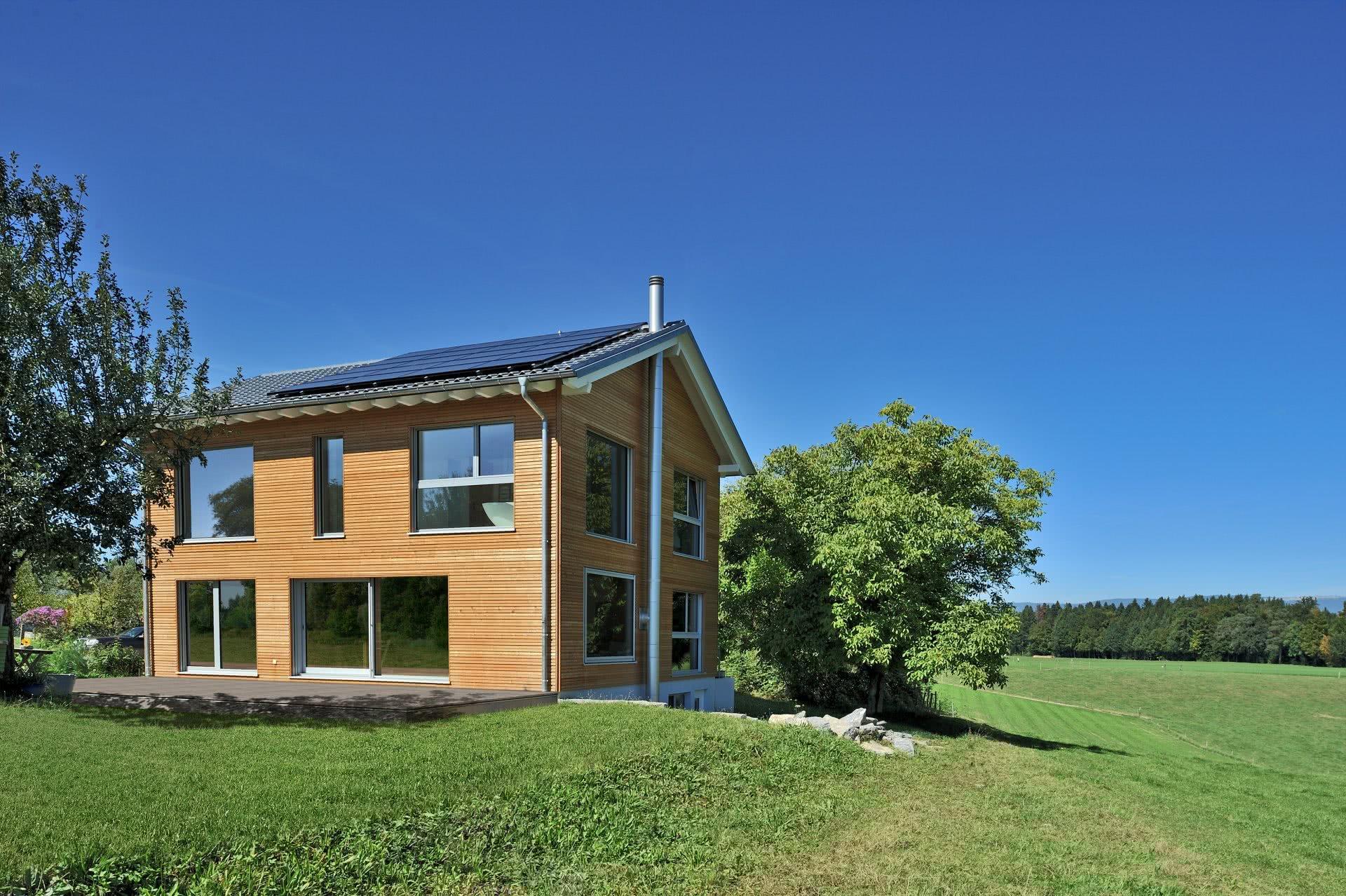 Nachhaltiger Hausbau