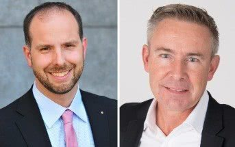 newhome CEOs Jean-Pierre Valenghi und Roman Timm