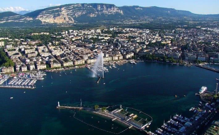 Genf Tourismus
