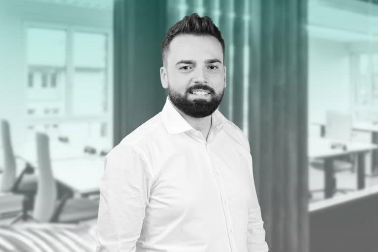 Gianluca Chindamo, Senior Sales