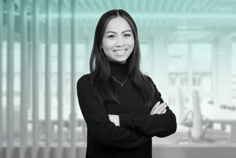 Clara Pham, Service Desk Manager