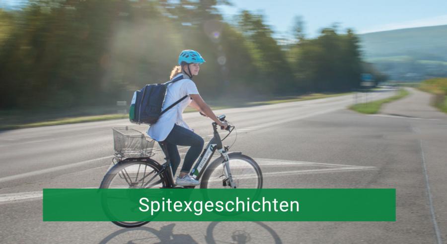 Titelbild Spitex-Geschichten