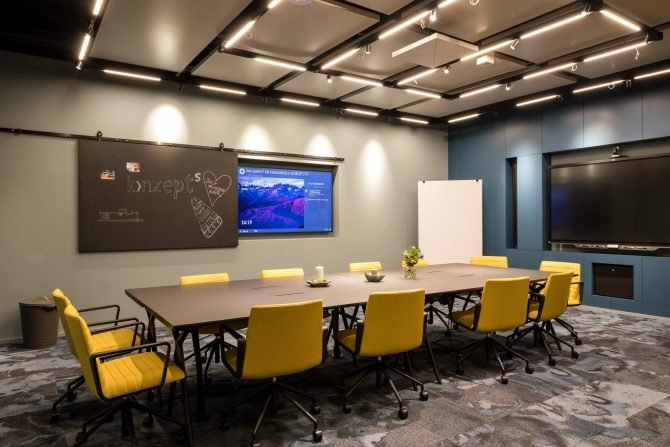 Coworking Lounge -  Tessinerplatz