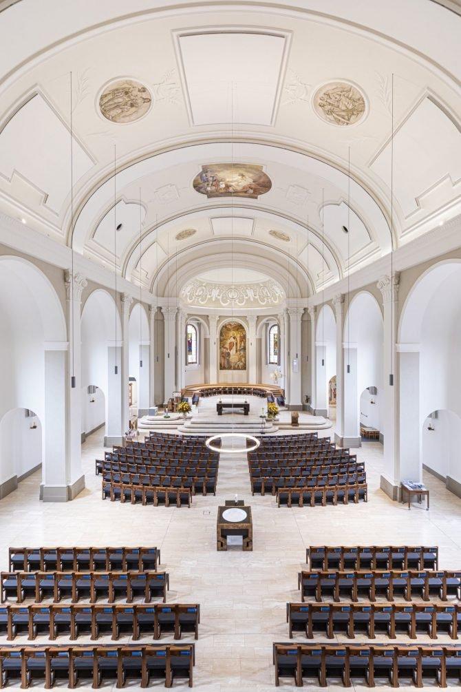 Kirche Guthirt Zürich